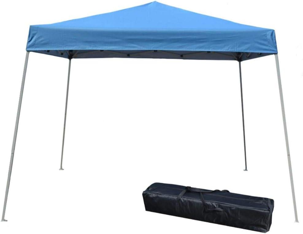 Impact Canopy 040000003 Slant Sale Special Price Leg Sid 10' Blue-No Outlet sale feature x