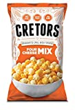 G.H. Cretors Cretors Four Cheese Mix, 5 Oz Bags (Pack Of 12)