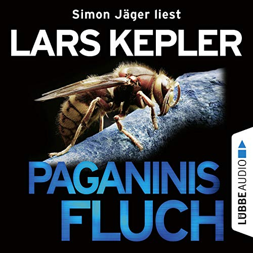 Paganinis Fluch cover art