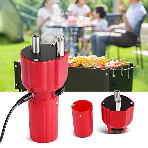 EBTOOLS- Grillmotor mit 1 m USB-Kabel, DC 5V Elektrische BBQ Grill Rotierenden Motor Elektro-Grillmotor Motorwerkzeug Zubehör für Grill, Grill, Picknick