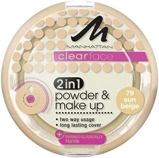 make up manhattan powder mat