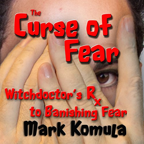 The Curse of Fear audiobook cover art