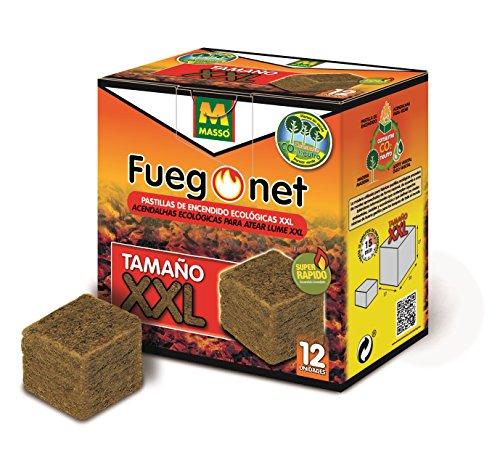 FUEGO NET Fuegonet 231389 Pastillas,...