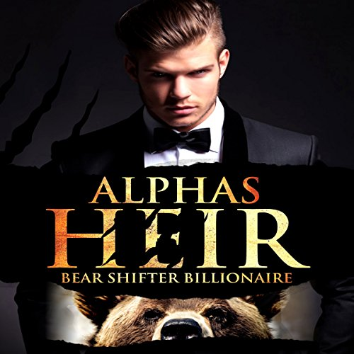Alpha's Heir: A BBW Paranormal Romance audiobook cover art