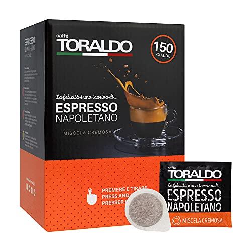 Caffè Toraldo Miscela Cremosa 150 Cialde / 1050 g