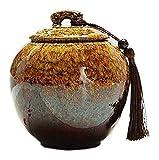 AWAING Urnes pour Cendres Humaines Les Cendres Pet Urne Funéraire Urne For Les Cendres De Crémation Animaux Memorial Columbarium Cercueil Urne Funéraire (Size : C)