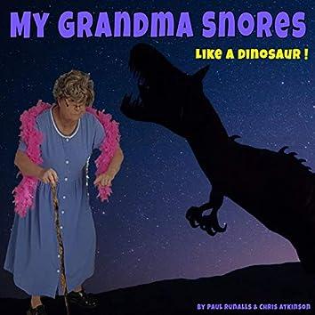 My Grandma Snores Like a Dinosaur