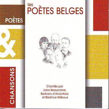 Poetes & chansons / poetes belges