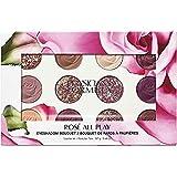 Physicians Formula - Rosé All Play Eyeshadow Bouquet - Palette Ombretti Occhi Makeup, Illuminanti, dalla Texture Morbida e Cremosa - Formula con Estratto di Rosa, Goji e Prugna Kakadu - Rosé - 20 g