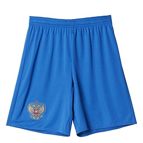 adidas Kinder Trikot/Auswärtsshorts Russland Replica, Royal Blau, 152, AA0373