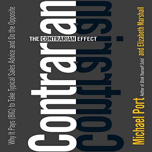 The Contrarian Effect audiobook cover art