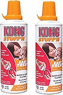 KONG Stuff N Paster Bacon/Cheese 8oz(2Pack)