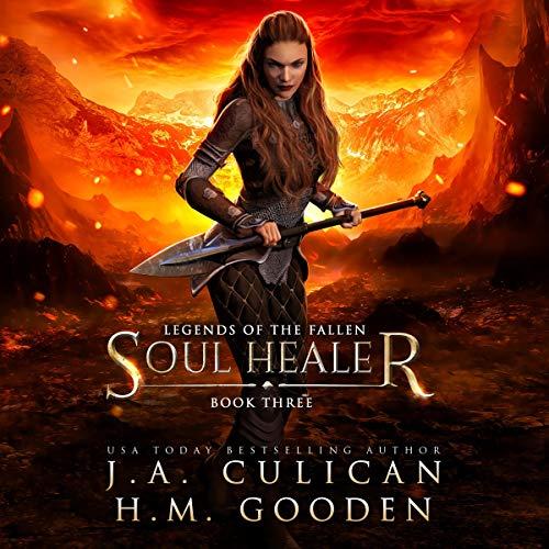 Soul Healer cover art