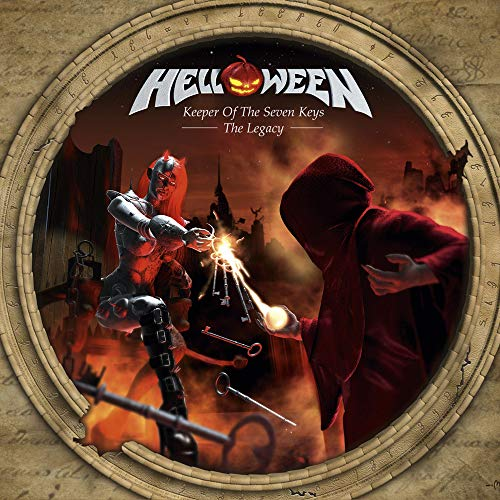 Halloween - Keeper Of The Seven Keys: The Legacy (2 CD)