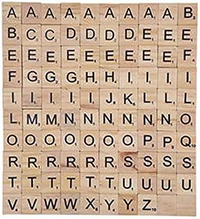 Amazon.es: letras scrabble madera