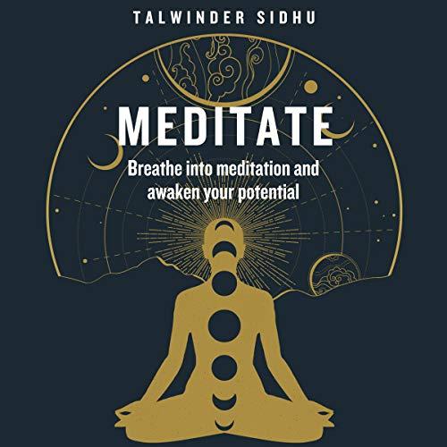 Meditate cover art
