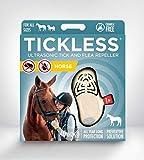 TICKLESS HORSE Répulsif ultrason anti-tiques et puces - Beige