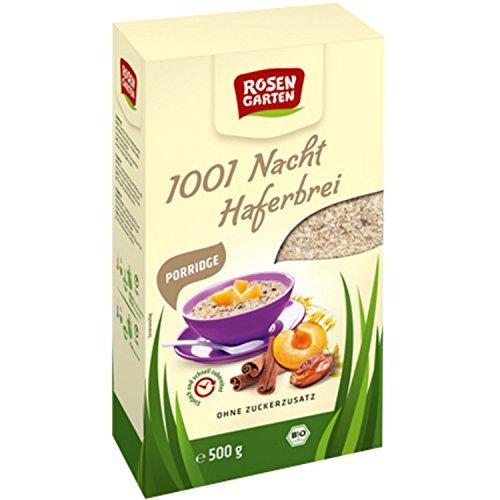Rosengarten Bio Porridge 1001-Nacht-Haferbrei (1 x 500 gr)