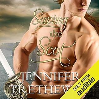 Saving the Scot audiobook cover art