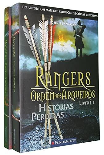Rangers - Ordem dos Arqueiros - Curadoria PoolBooks indica: Kit (livros 11 e 12)