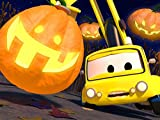 HalloweenThe Pumpkins Contest / Ben The Tractor / The Cherry Picker Truck Turns into a Ghost / Carrie the Candy Car saves Halloween