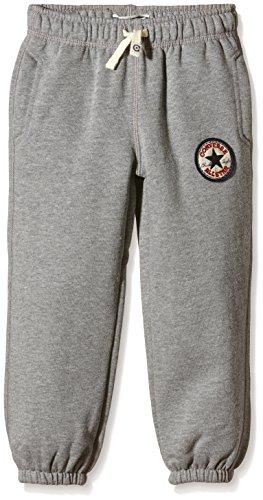 Converse Jungen Core Pant Sporthose, Grau, 3 (Herstellergröße:2-3 Jahre)