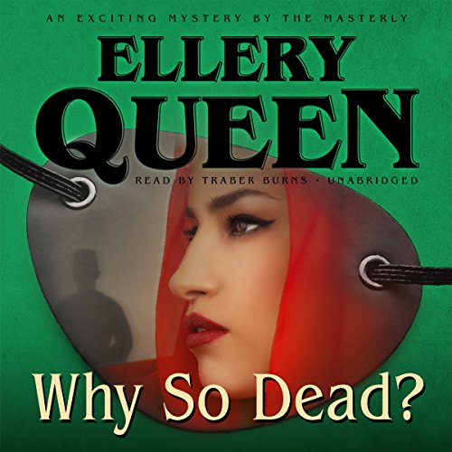 Why So Dead? audiobook cover art