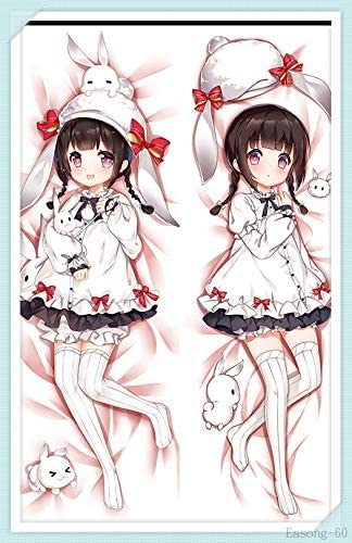 Wimagic Girls' Very popular Frontline M99 Peach P Pillowcases Body Limited time sale Anime Skin