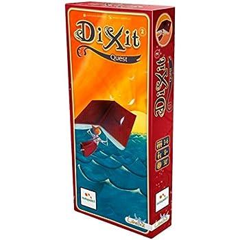 DIXIT- Quest (Libellud DIX02ML): Amazon.es: Juguetes y juegos