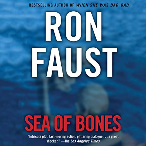 Sea of Bones audiobook cover art