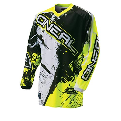 O'NEAL Herren Jersey Element Shocker, Gelb, S, 0024S-60