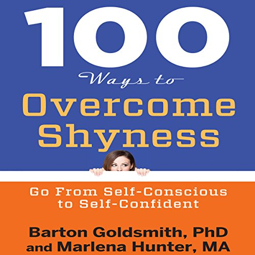 100 Ways to Overcome Shyness audiobook cover art