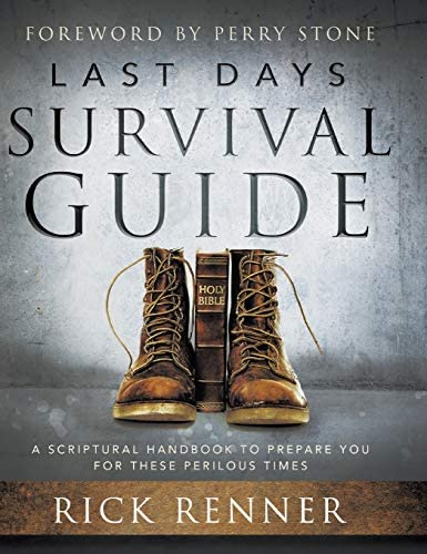 Last Days Survival Guide A Scriptural Handbook to Prepare You for These Perilous Times product image