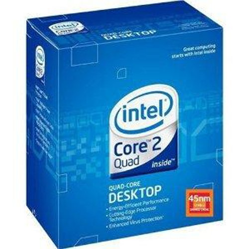 Intel Core 2 Quad Q9650/3 gHz Prozessor