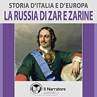 La Russia di Zar e Zarine copertina