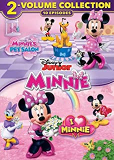 Mickey Mouse Clubhouse 2-Movie Minnie Collection