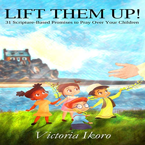 Lift Them Up!  By  cover art