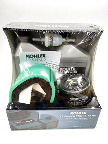 Kohler 1278902S Engine Maintenance Kit Command Single Cylinder PRO CV11-18, CV460 - CV490