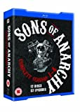 Sons of Anarchy (Complete Seasons 1-4) - 12-Disc Box Set ( Forever Sam Crow ) [ Origine UK, Sans Langue Francaise ] (Blu-Ray)
