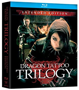 Dragon Tattoo Trilogy  Extended Edition  [Blu-ray]