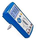 PeakTech P 4390truerms Multímetro Digital Profesional con USB, pantalla LCD, 6000cuentas