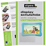 dipos I 2X Schutzfolie matt kompatibel mit Dragon Touch 7 Zoll Kinder Tablet Folie Bildschirmschutzfolie