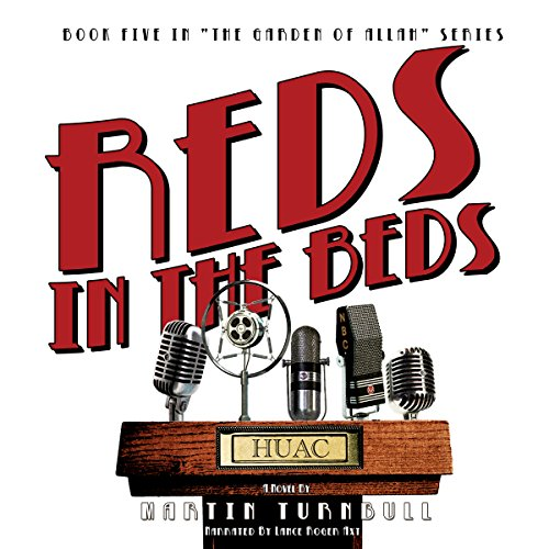 Reds in the Beds audiobook cover art