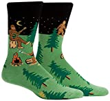 Sock It To Me Men's Sasquatch Camp Out Socks