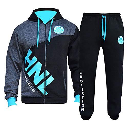 A2Z 4 Kids A2Z 4 Kids® Mädchen Designer Trainingsanzug Reißverschluss - T.S HNL Dady Blue 13