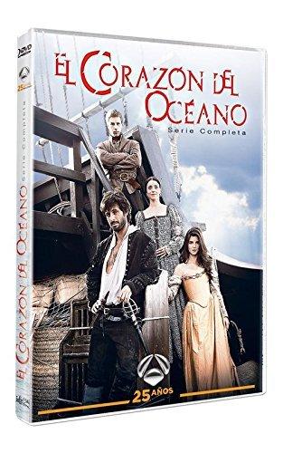 El Corazón Del OcÃano (Serie Completa) 25 Aniversario A3- (All regions) Pablo Barrera, Guillermo Fernandez Groizard.