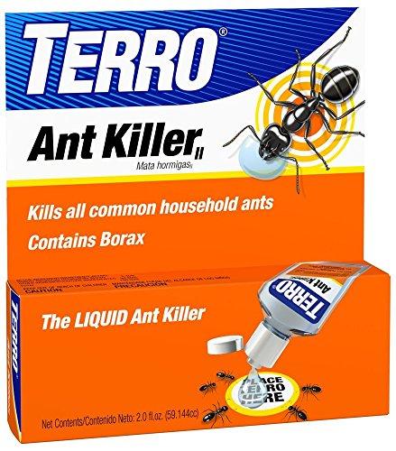 TERRO 2 oz Liquid Ant Killer ll T200(2Pack)