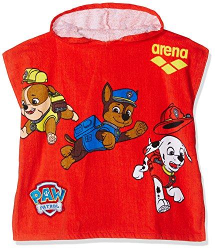 ARENA Paw Patrol Bademantel für Kinder, mehrfarbig, Einheitsgröße