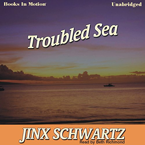 Troubled Sea audiobook cover art