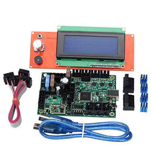balikha Rambo 1.3 Motherboard Developed for Reprap 3D Printers By Ultimachine